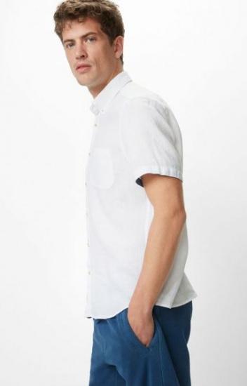 Сорочка з коротким рукавом Marc O'Polo модель M23742841028-100 — фото 4 - INTERTOP