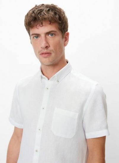 Сорочка з коротким рукавом Marc O'Polo модель M23742841028-100 — фото 5 - INTERTOP