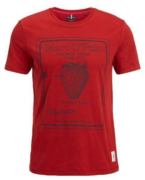 Купить Футболка мужская MARC O'POLO модель PE2953, Красный
