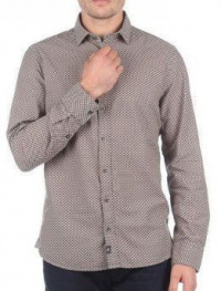 Рубашка с длинным рукавом мужские MARC O'POLO модель 728733842158-B32 цена, 2017