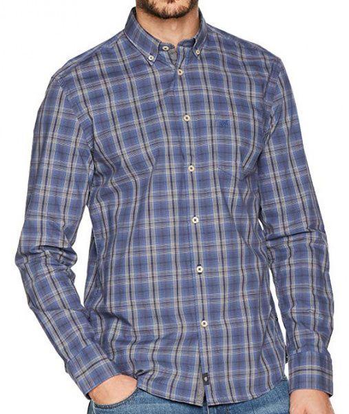 MARC O'POLO Рубашка с длинным рукавом мужские модель PE2982 купить, 2017