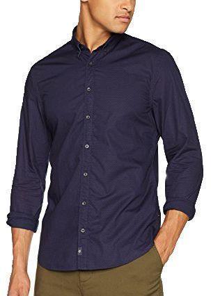 Рубашка с длинным рукавом мужские MARC O'POLO модель PE3006 купить, 2017