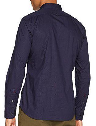 Рубашка с длинным рукавом мужские MARC O'POLO модель PE3007 приобрести, 2017