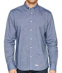 Рубашка с длинным рукавом мужские MARC O'POLO модель 730737842422-L89 качество, 2017