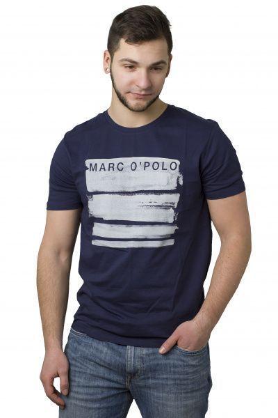 Купить Футболка мужская MARC O'POLO модель PE3024, Синий