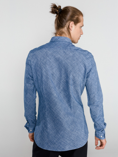 Сорочка з довгим рукавом Marc O'Polo модель 821740442194-J01 — фото 2 - INTERTOP