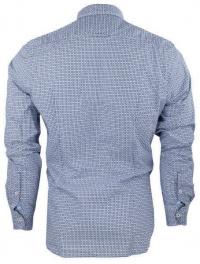 Рубашка с длинным рукавом мужские MARC O'POLO модель 821742142062-D88 качество, 2017