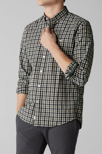 Рубашка с длинным рукавом мужские MARC O'POLO модель PE3050 купить, 2017