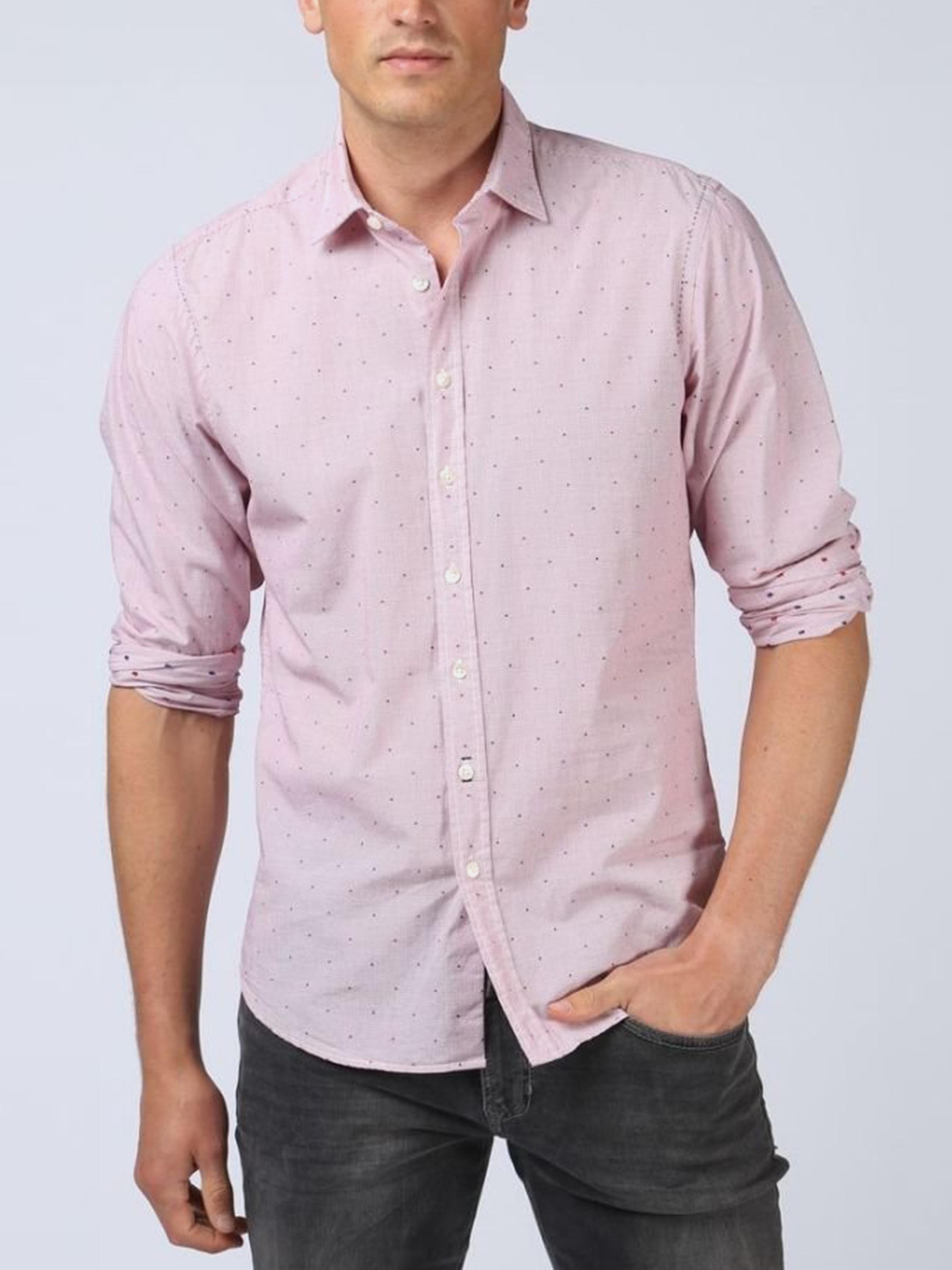 Рубашка с длинным рукавом мужские MARC O'POLO модель PE3052 купить, 2017