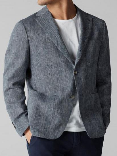 Піджак Marc O'Polo модель 822016480074-873 — фото - INTERTOP