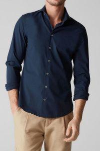 Рубашка с длинным рукавом мужские MARC O'POLO модель PE3075 приобрести, 2017