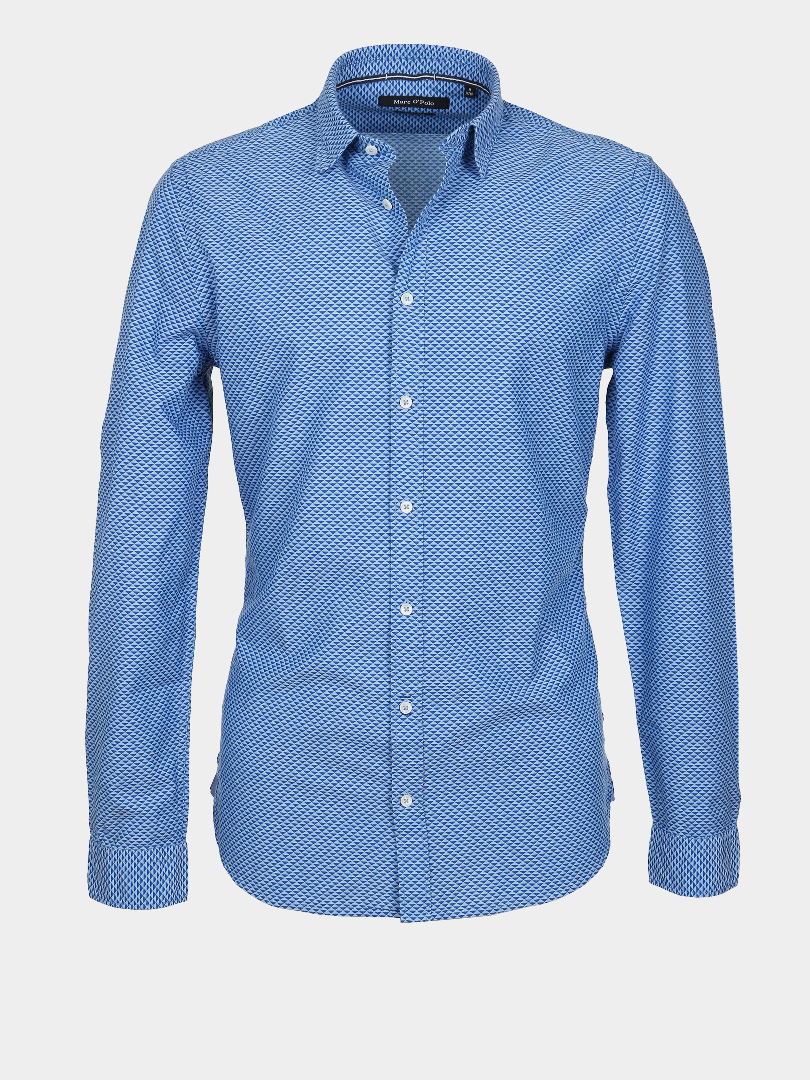 Рубашка с длинным рукавом мужские MARC O'POLO модель PE3078 купить, 2017