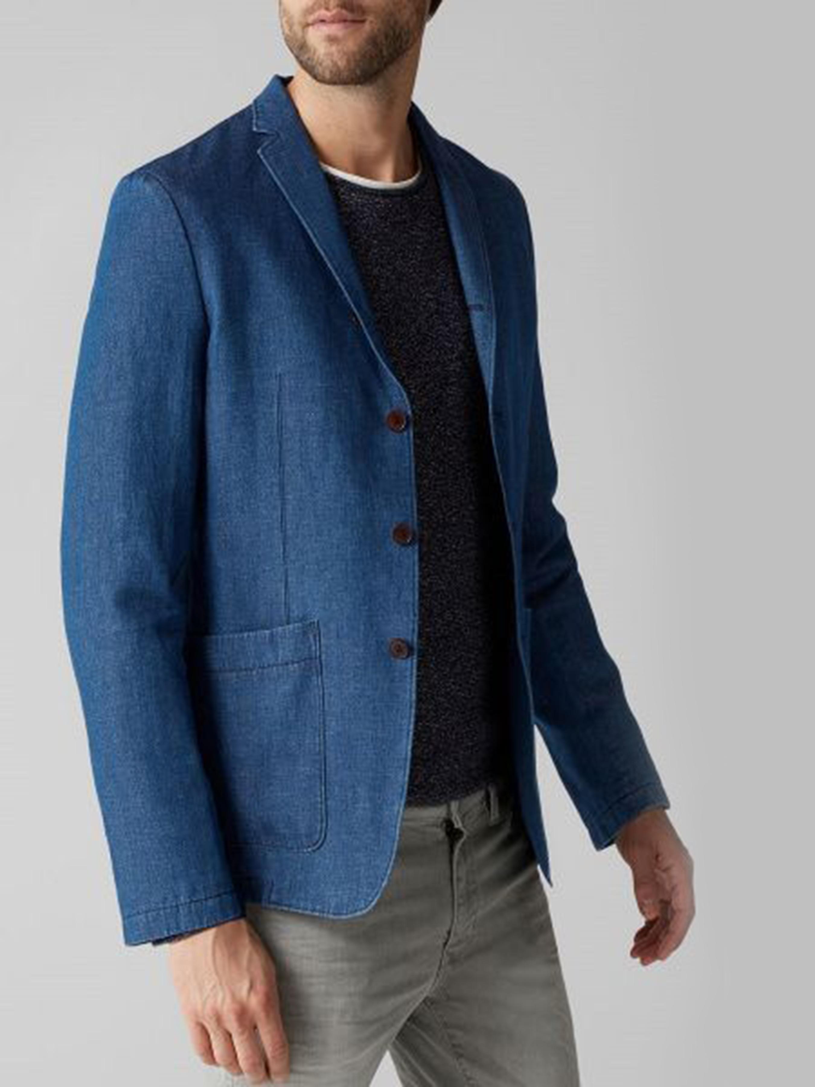 Пиджак мужские MARC O'POLO PE3079 размерная сетка одежды, 2017