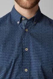 Рубашка с коротким рукавом мужские MARC O'POLO модель 823744841080-G85 , 2017