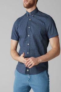 Рубашка с коротким рукавом мужские MARC O'POLO модель PE3115 отзывы, 2017