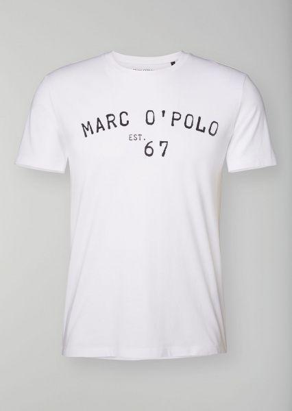 Купить Футболка мужская MARC O'POLO модель PE3146, Белый