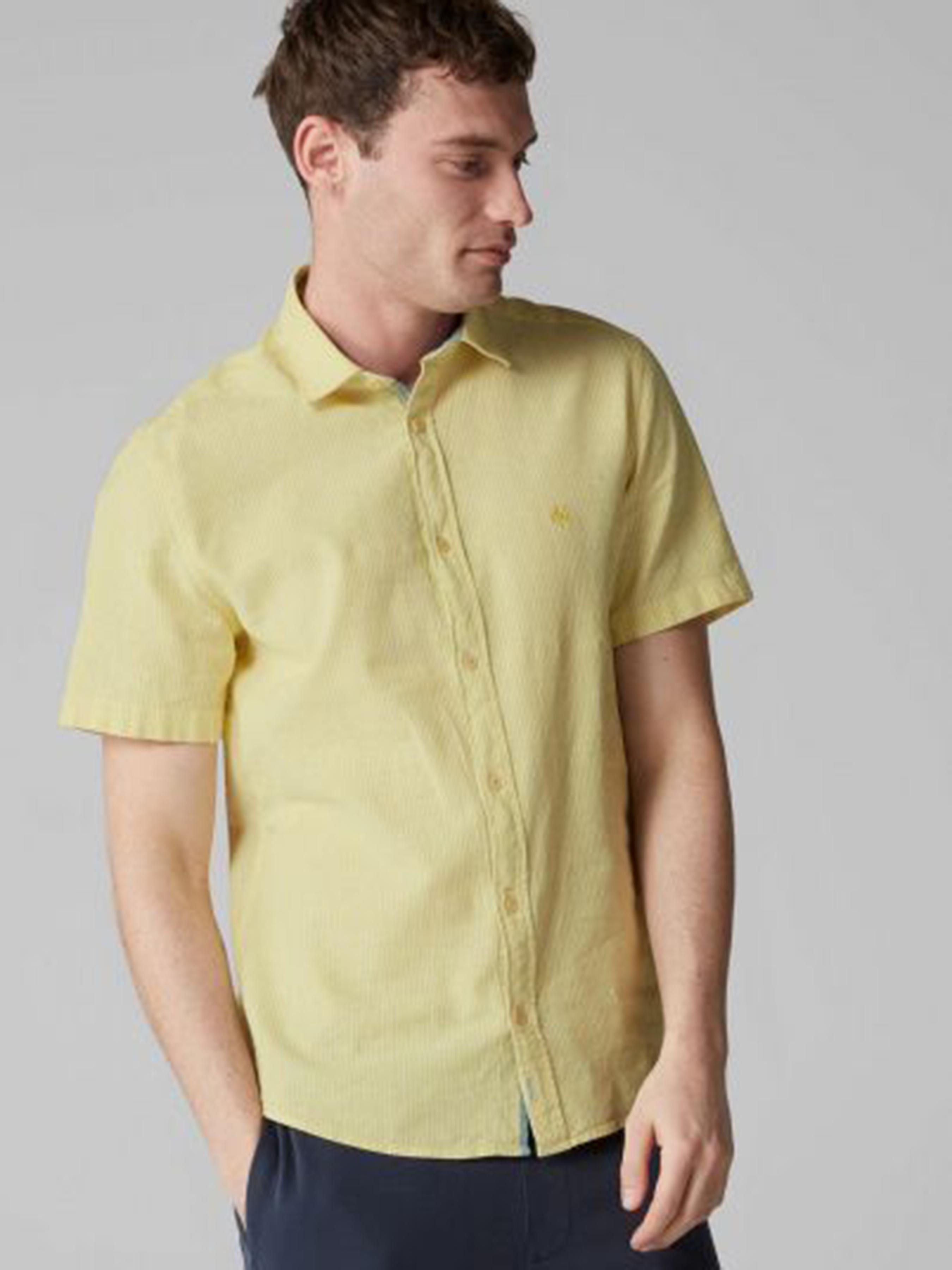 Рубашка с коротким рукавом мужские MARC O'POLO модель PE3156 приобрести, 2017