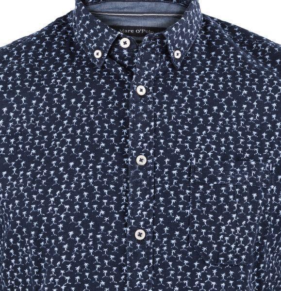 Рубашка с коротким рукавом мужские MARC O'POLO модель PE3158 характеристики, 2017