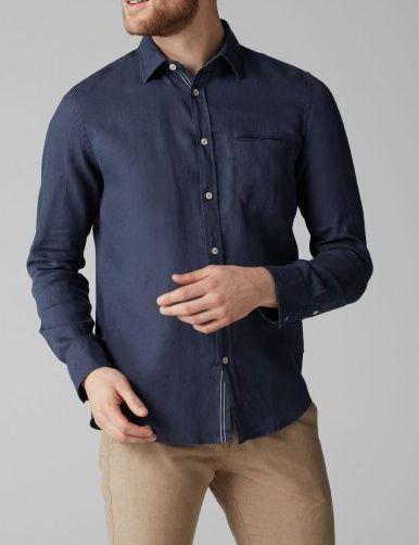 Рубашка с длинным рукавом мужские MARC O'POLO PE3166 купить в Интертоп, 2017
