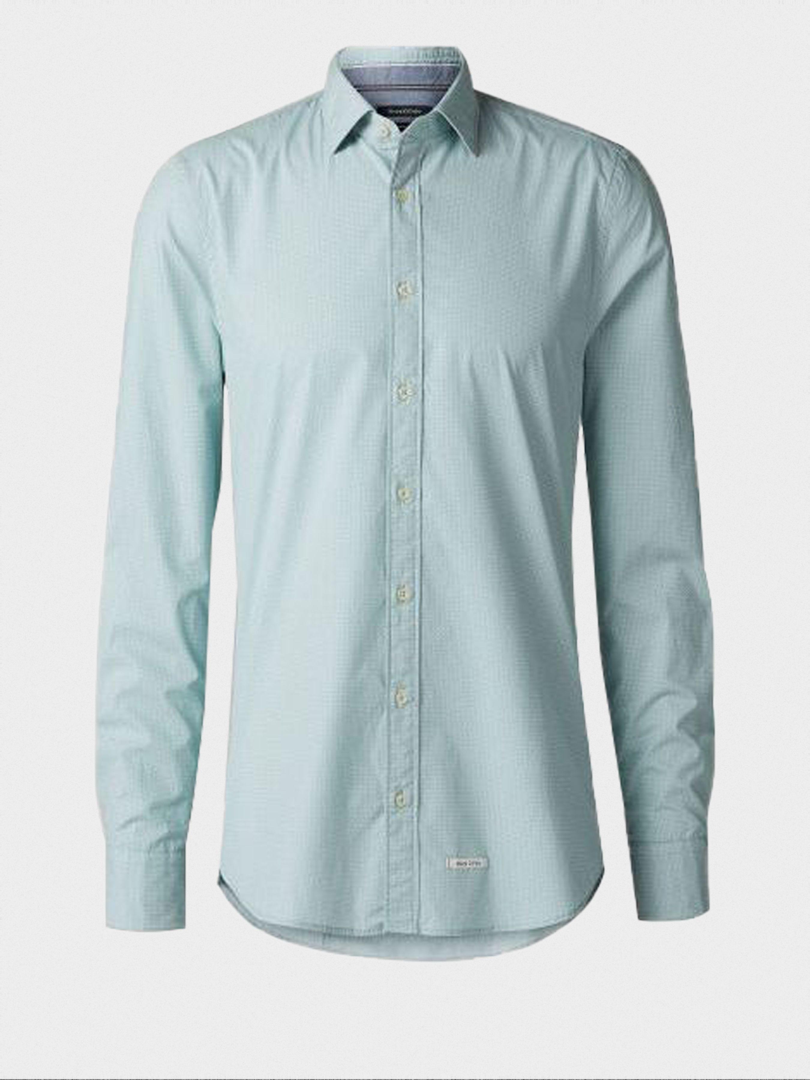 MARC O'POLO Рубашка с длинным рукавом мужские модель PE3179 купить, 2017