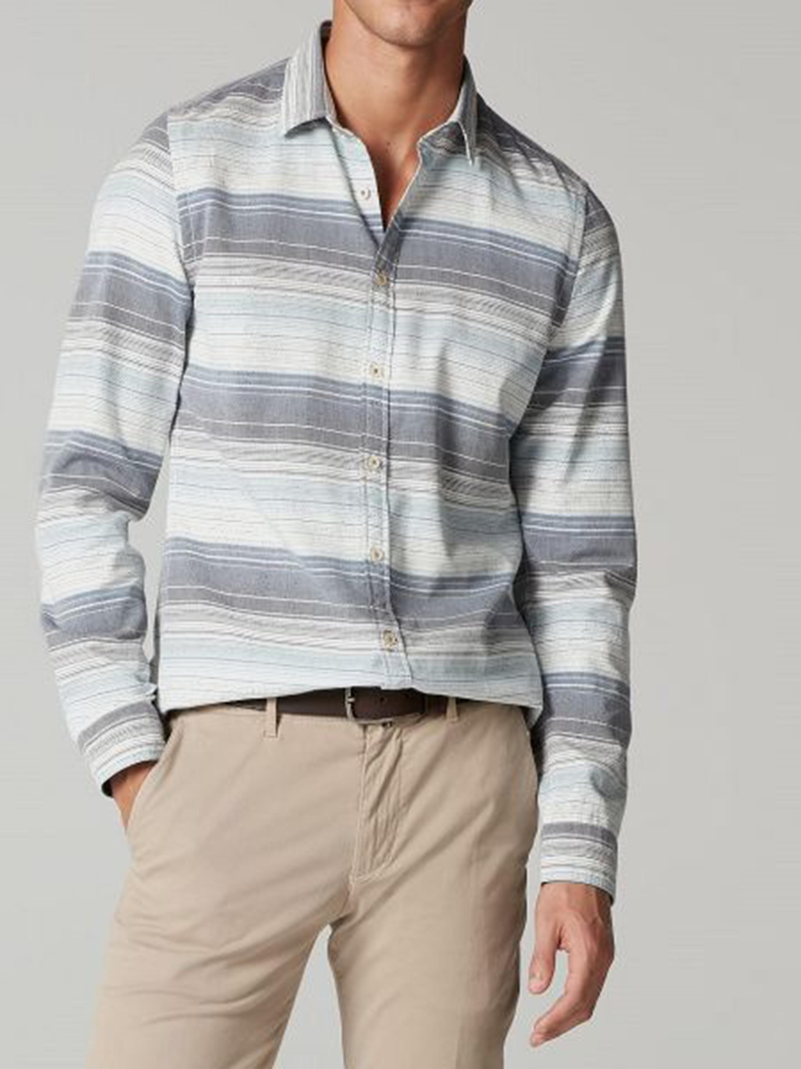 Рубашка с длинным рукавом мужские MARC O'POLO PE3180 фото, купить, 2017