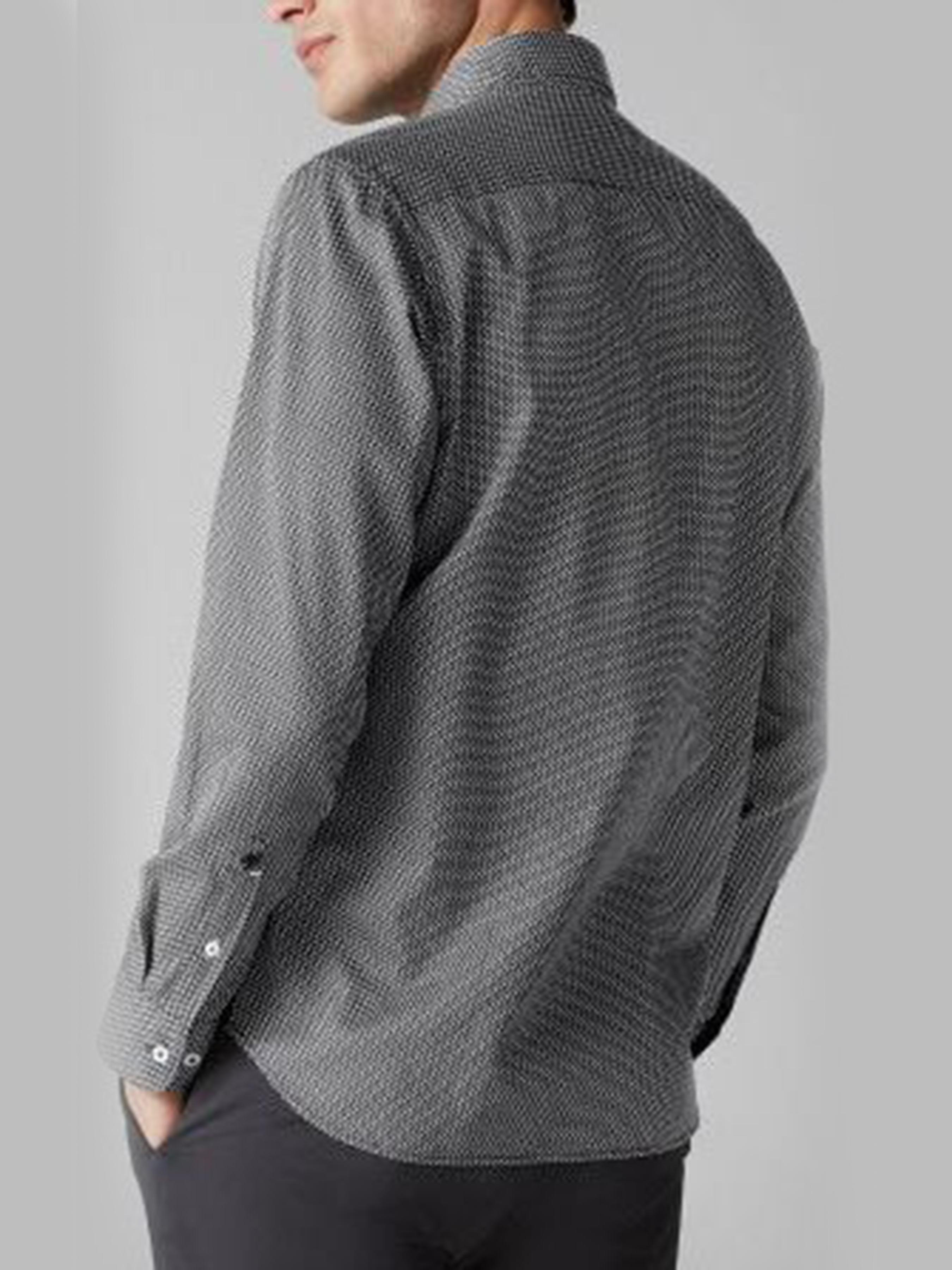 Рубашка с длинным рукавом мужские MARC O'POLO модель PE3214 цена, 2017