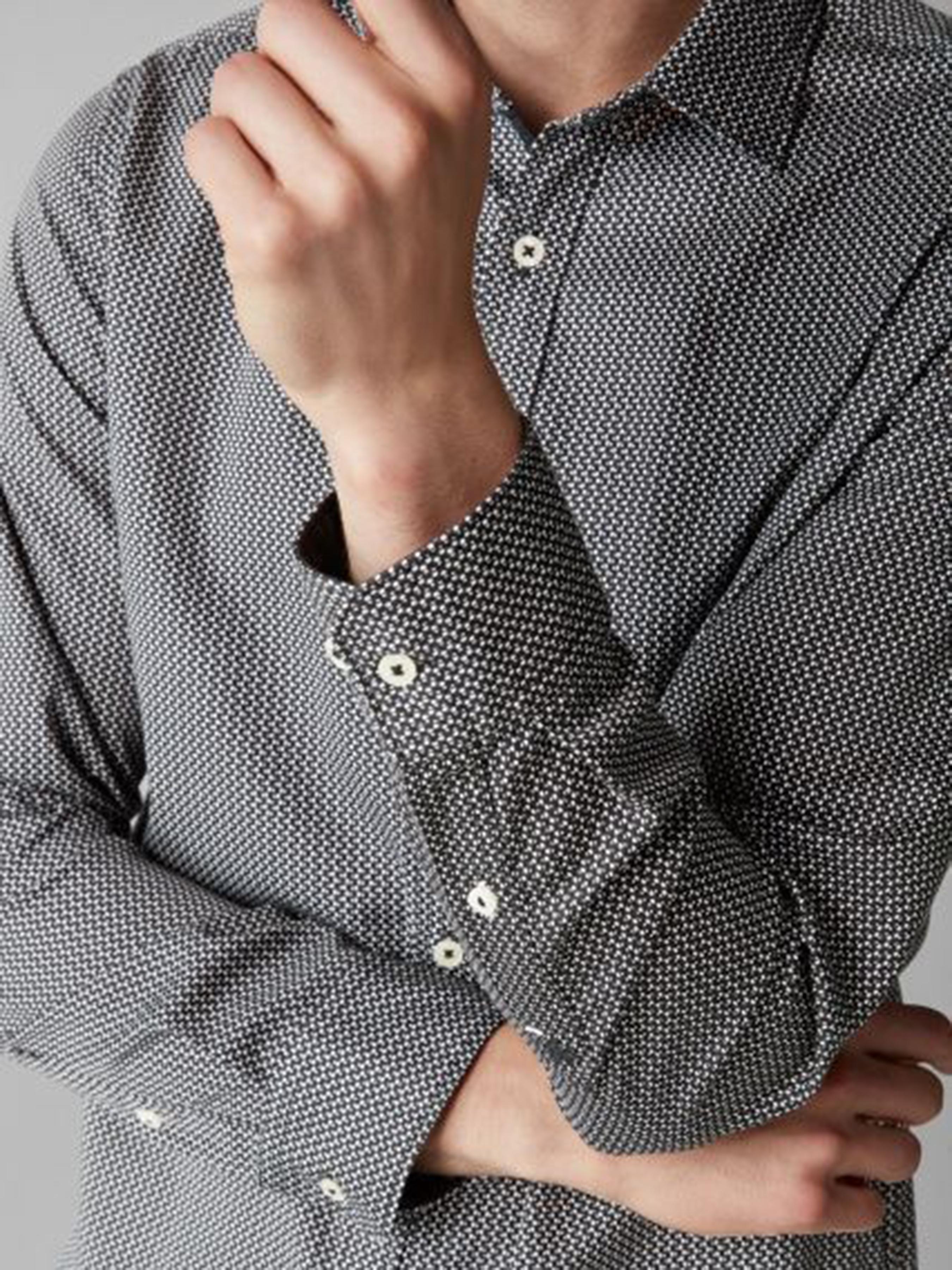 Рубашка с длинным рукавом мужские MARC O'POLO модель PE3214 характеристики, 2017