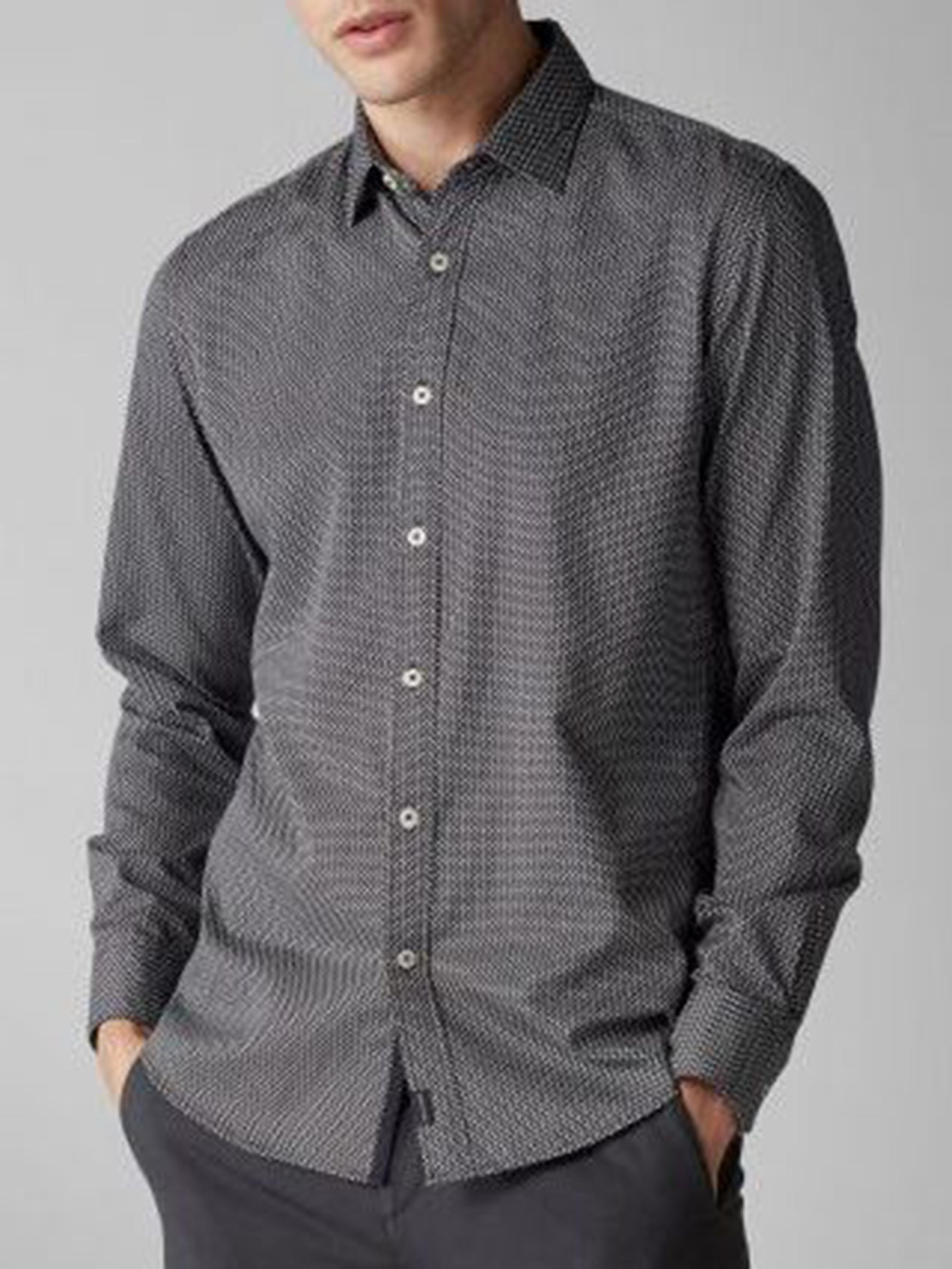 Рубашка с длинным рукавом мужские MARC O'POLO модель PE3214 купить, 2017