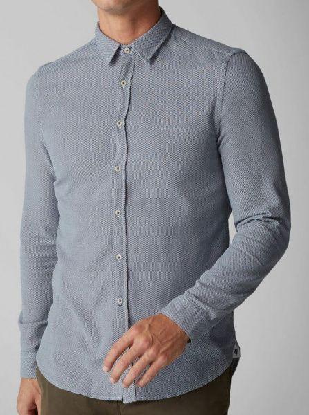 MARC O'POLO Рубашка с длинным рукавом мужские модель PE3218 приобрести, 2017