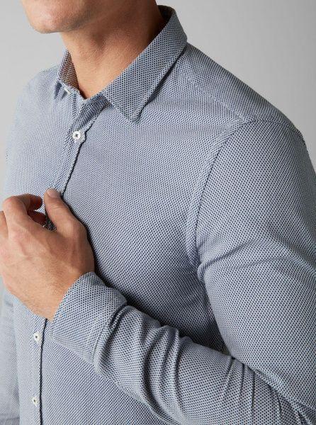 MARC O'POLO Рубашка с длинным рукавом мужские модель PE3218 характеристики, 2017