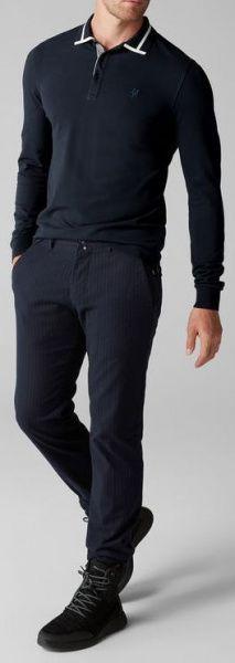 Поло с длинным рукавом мужские MARC O'POLO модель PE3220 цена, 2017