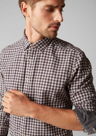 Рубашка с длинным рукавом мужские MARC O'POLO модель PE3252 цена, 2017