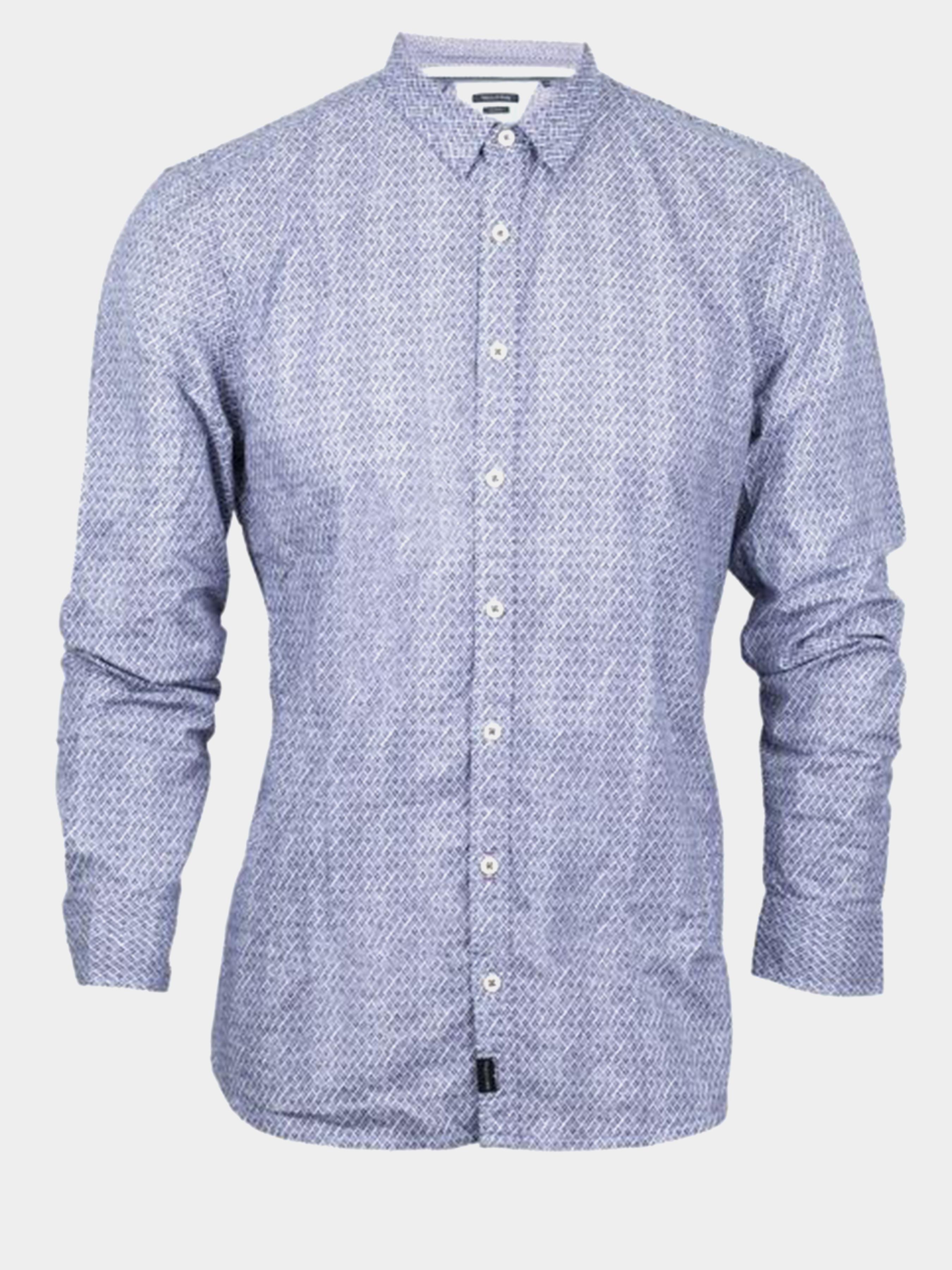 Рубашка с длинным рукавом мужские MARC O'POLO модель PE3253 купить, 2017