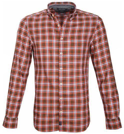Рубашка с длинным рукавом мужские MARC O'POLO модель PE3255 купить, 2017