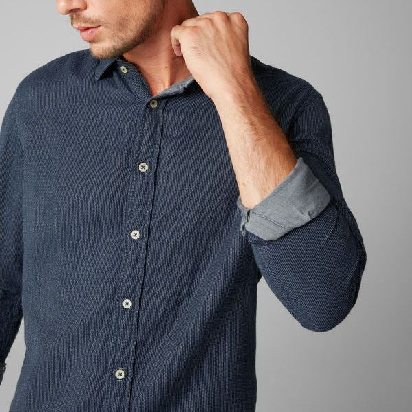 Рубашка с длинным рукавом мужские MARC O'POLO модель PE3257 цена, 2017
