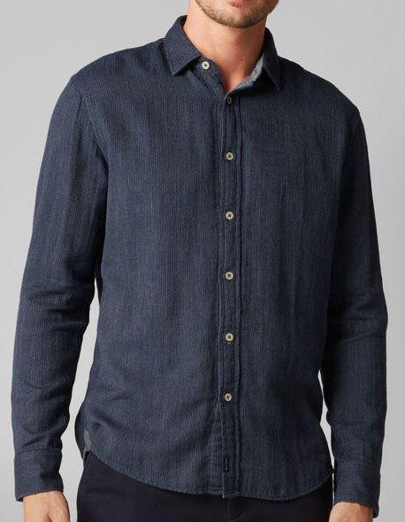MARC O'POLO Рубашка с длинным рукавом мужские модель PE3257 купить, 2017