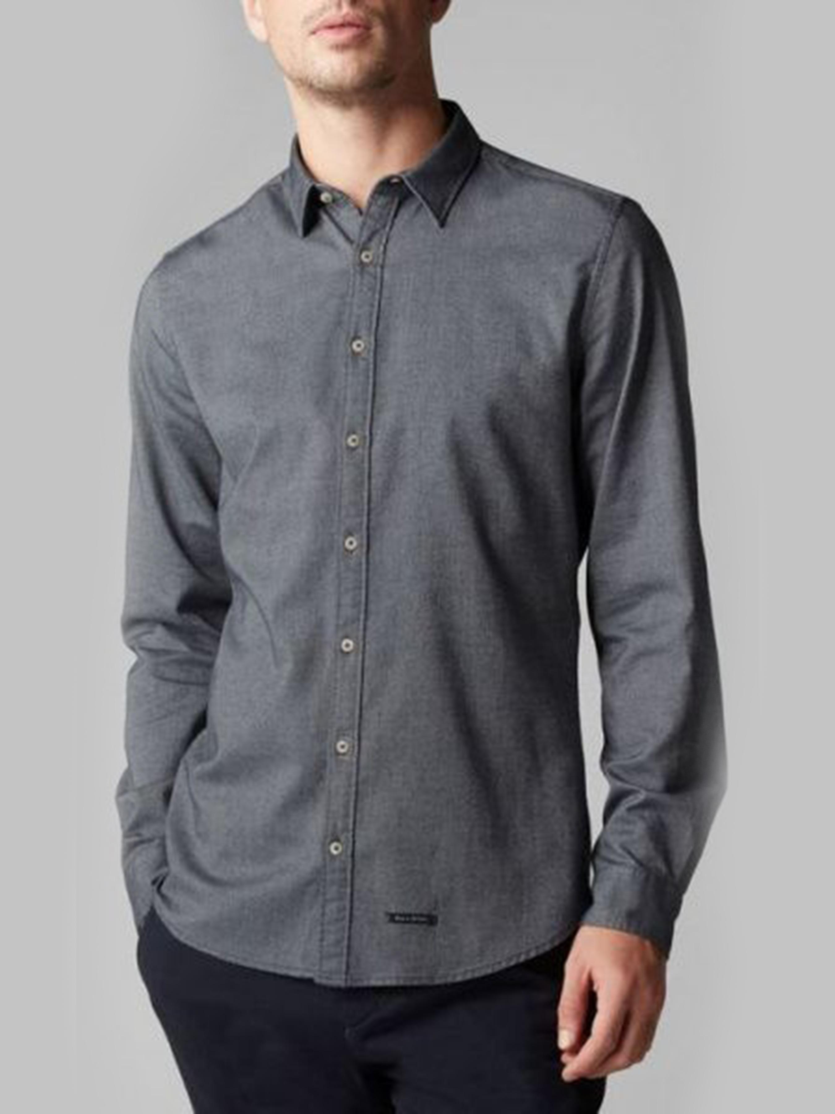 Рубашка с длинным рукавом мужские MARC O'POLO модель PE3278 купить, 2017