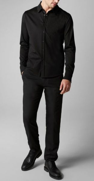 Рубашка с длинным рукавом мужские MARC O'POLO модель PE3280 характеристики, 2017