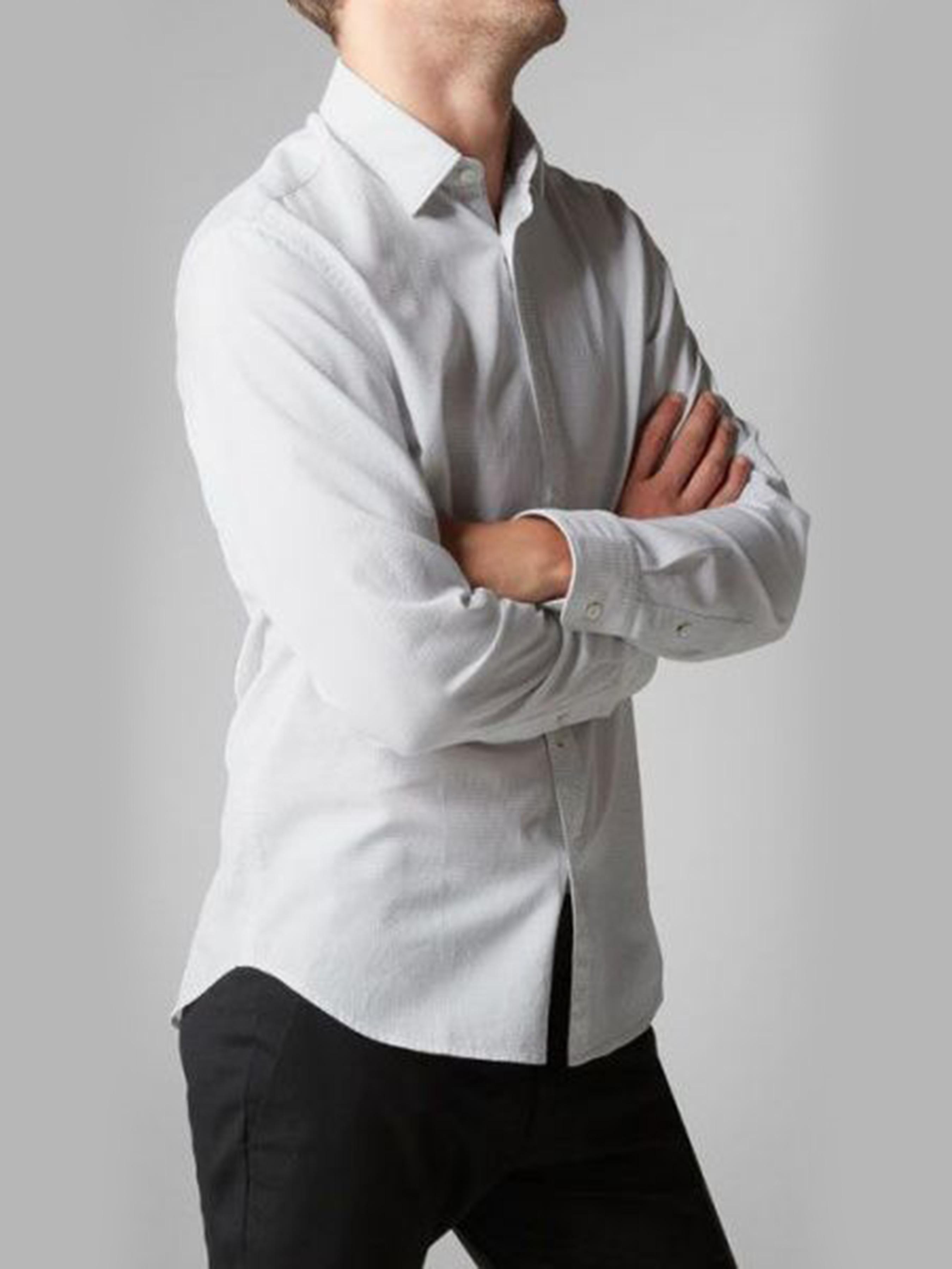 Рубашка с длинным рукавом мужские MARC O'POLO модель PE3282 приобрести, 2017