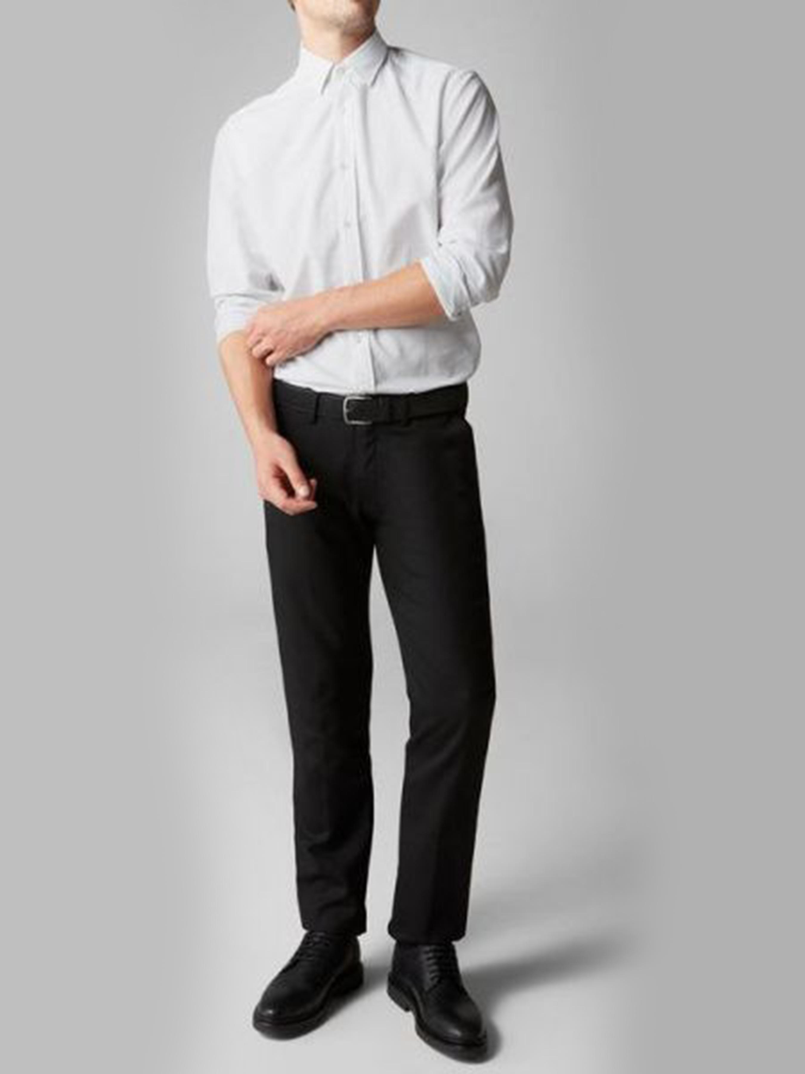 Рубашка с длинным рукавом мужские MARC O'POLO модель PE3282 характеристики, 2017