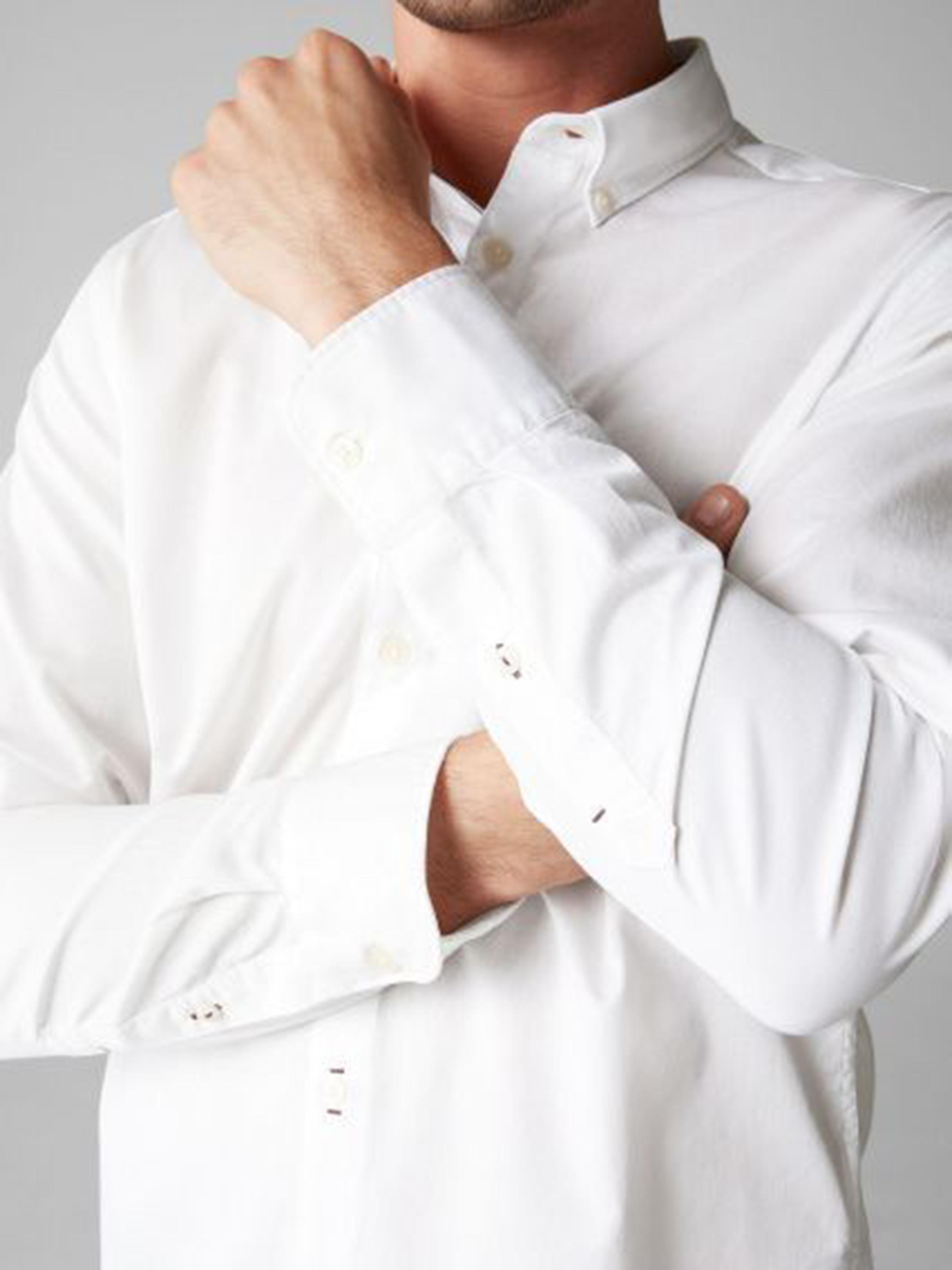 Рубашка с длинным рукавом мужские MARC O'POLO модель PE3286 характеристики, 2017