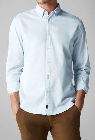 Рубашка с длинным рукавом мужские MARC O'POLO модель PE3287 приобрести, 2017