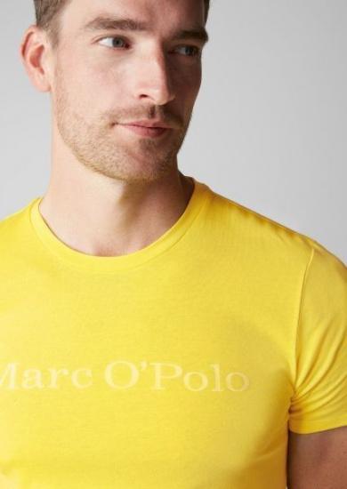 Футболка Marc O'Polo модель 921222051230-224 — фото 4 - INTERTOP