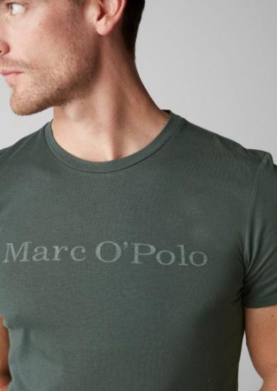 Футболка Marc O'Polo модель 921222051230-451 — фото 4 - INTERTOP