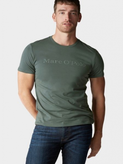 Футболка Marc O'Polo модель 921222051230-451 — фото - INTERTOP