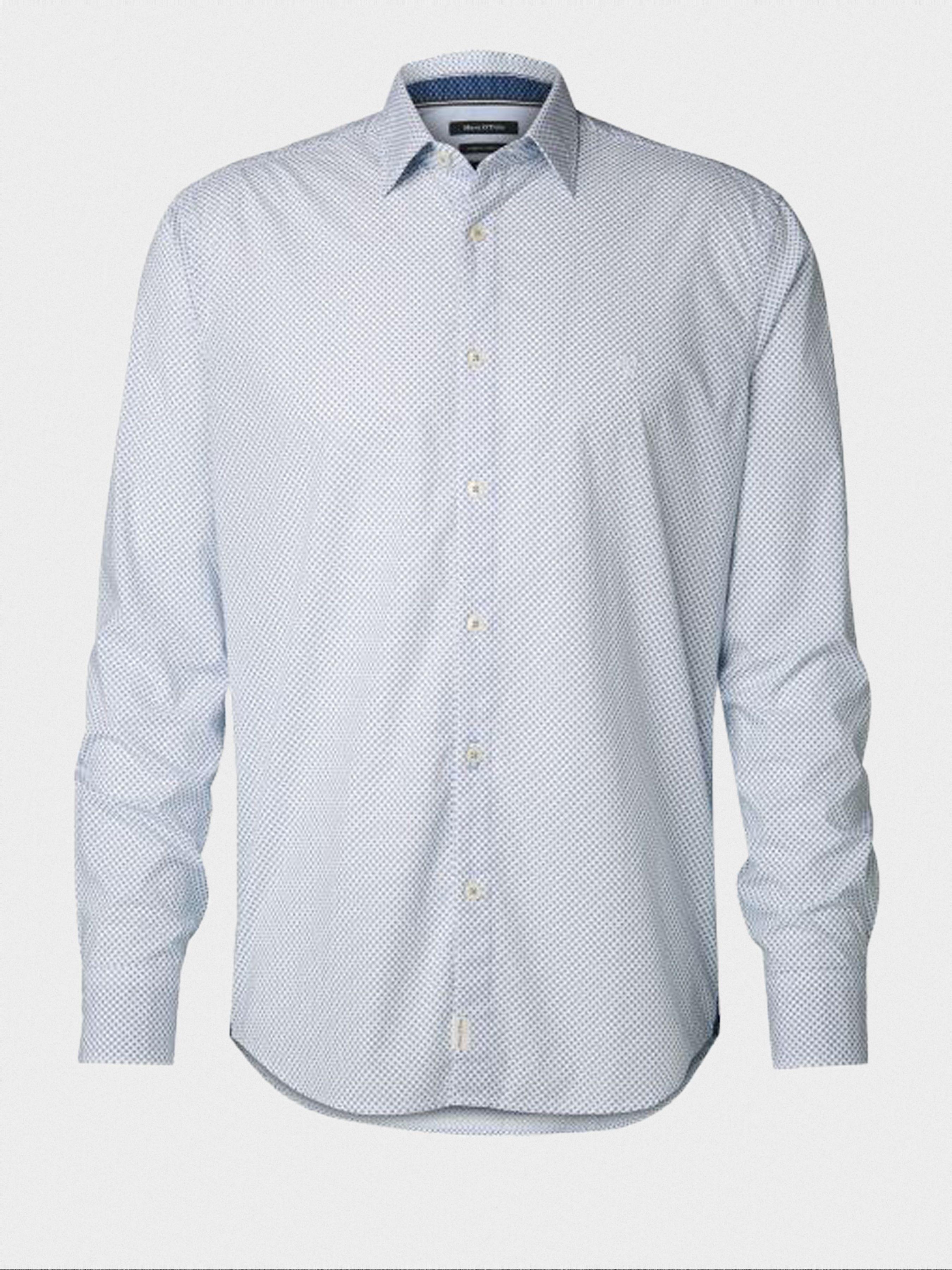 Рубашка с длинным рукавом мужские MARC O'POLO модель PE3317 купить, 2017
