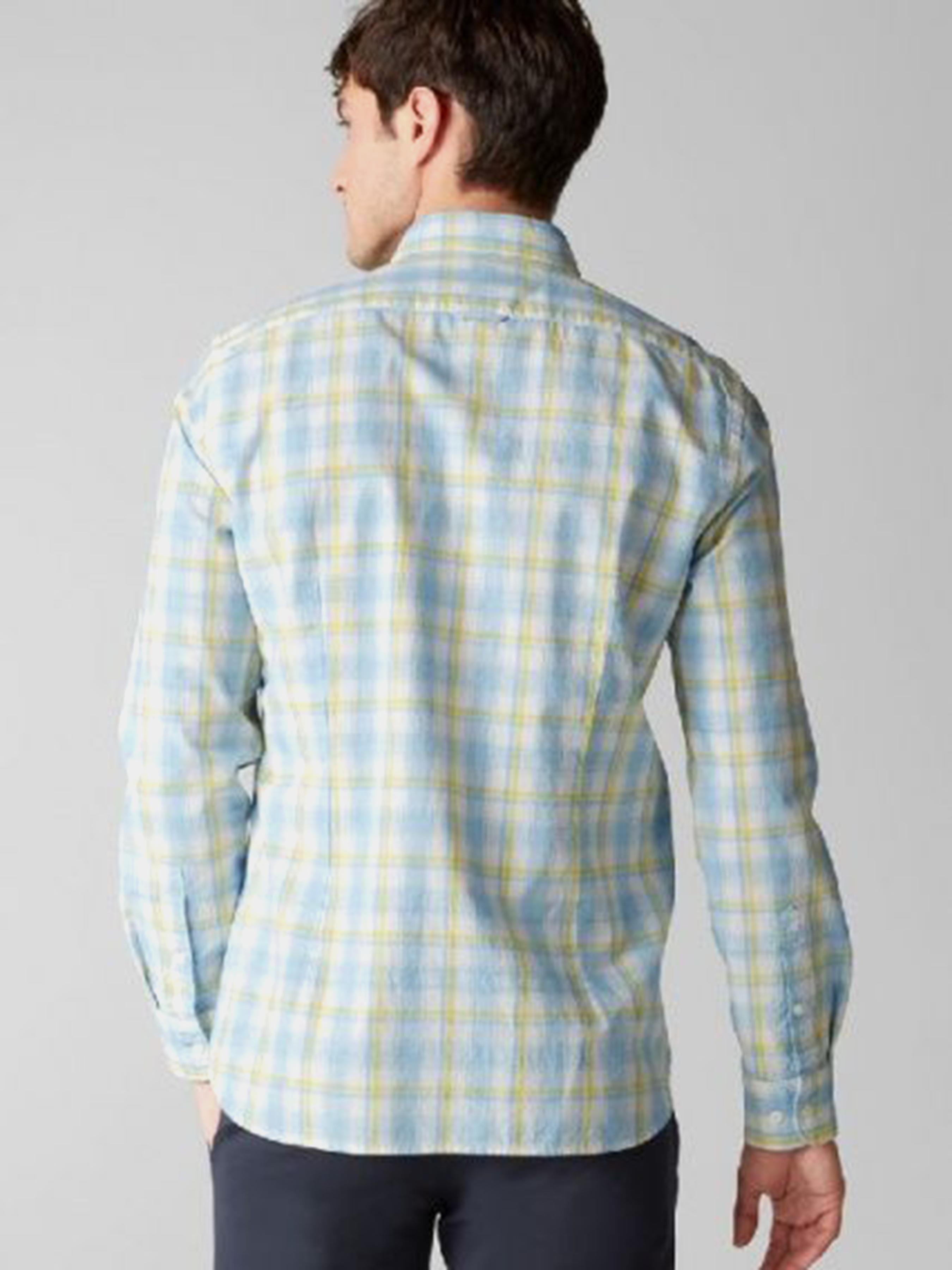 Рубашка с длинным рукавом мужские MARC O'POLO модель PE3318 приобрести, 2017