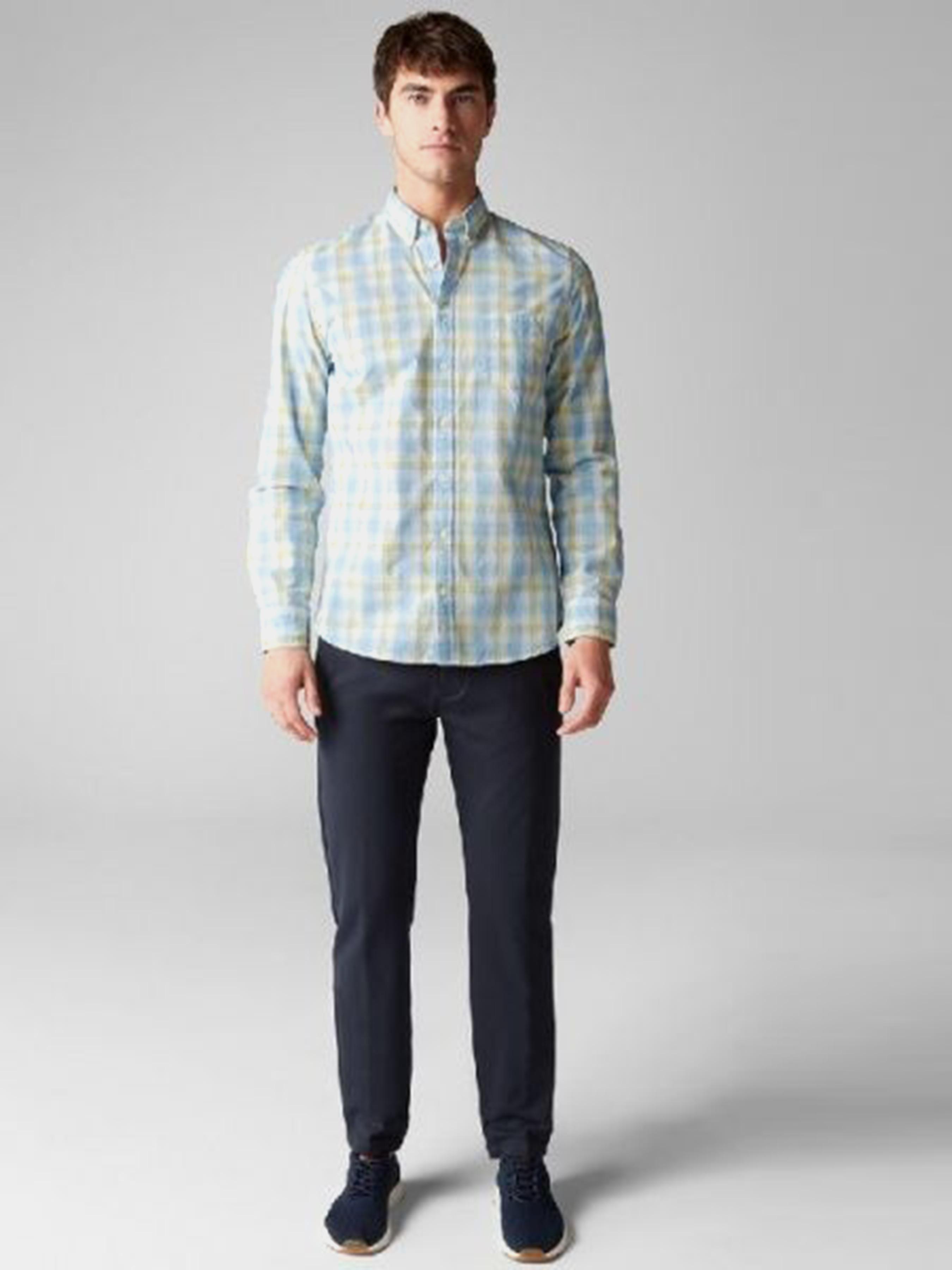 Рубашка с длинным рукавом мужские MARC O'POLO модель PE3318 отзывы, 2017