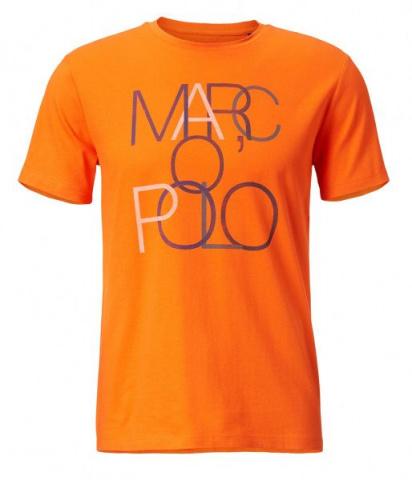 Футболка Marc O'Polo модель 922222051064-290 — фото - INTERTOP