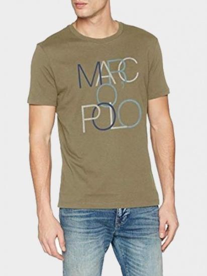 Футболка Marc O'Polo модель 922222051064-435 — фото - INTERTOP
